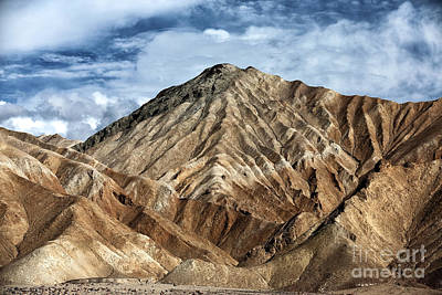 Photograph - Death Valley Portrait by John Rizzuto