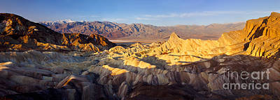 Photograph - Death Valley Sunrise by Brian Jannsen