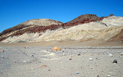 Photograph - Death Valley by Susan Woodward