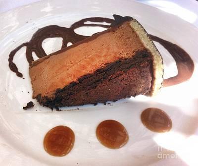 Ethereal - Decadent Delight Dessert  by Susan Garren