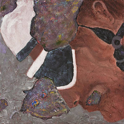 Painting - Decay 1 by Darice Machel McGuire