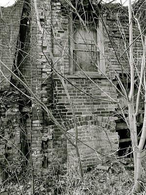 Decay Art Print by Azthet Photography