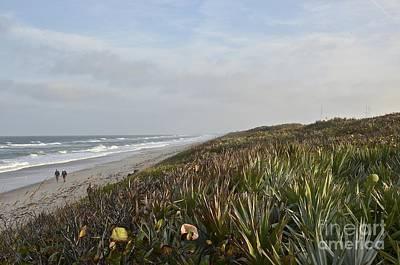 Photograph - December Beach Day by Carol  Bradley