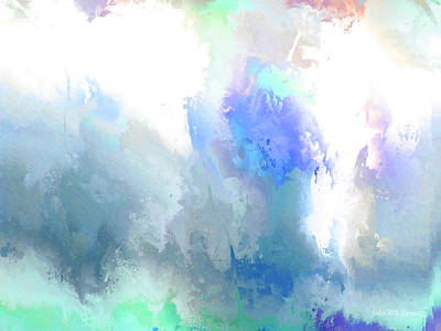 Painting - december I by John WR Emmett