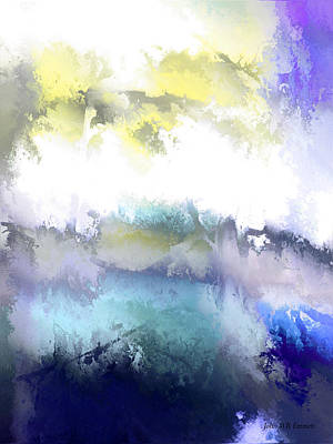 Painting - december III by John WR Emmett
