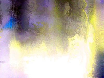 Painting - december IV by John WR Emmett