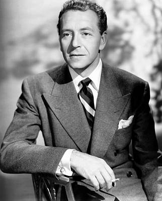 Deception, Paul Henreid, 1946 Art Print by Everett