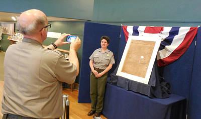 Photograph - Declaration On Tour by Glenn McCurdy