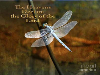 Declare The Glory Art Print