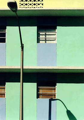 Photograph - Deco Lines by Mary Bedy