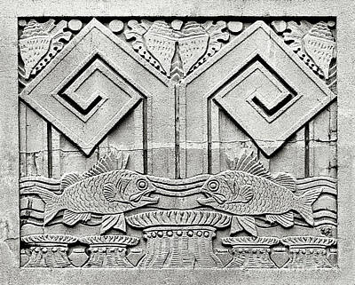 Photograph - Deco-rative Fish by Ethna Gillespie