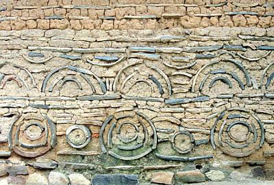 decorative architecture photographs - Korean Wall Art Print