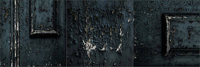 Painted Wall Art - Photograph - Decrepit by Gilbert Claes