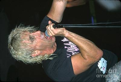 Dee Snider Art Print by Concert Photos