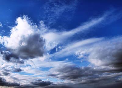 Photograph - Deep Blue 2 by Tom Druin