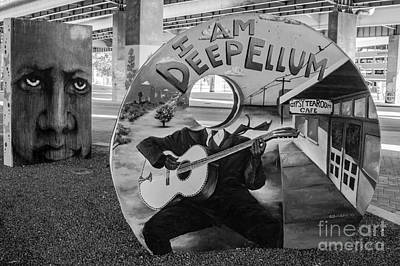 Photograph - Deep Ellum Dallas Texas Art by Imagery by Charly