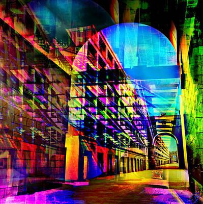 Pop Art Photograph - Deep Inside by Barbs Popart