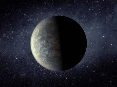 Deep Space Planet Kepler-20f Print by Movie Poster Prints