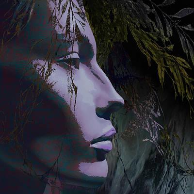 Digital Art - Deep Under by Maria Jesus Hernandez
