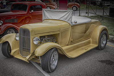 Photograph - Deep Yellow by Jack R Perry