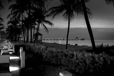 Deerfield Beach Art Print
