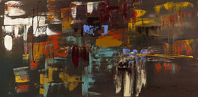 Painting - Deja Vu by Carmen Guedez