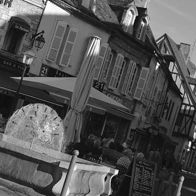 Photograph - Dejeuner In France  by Cheryl Miller