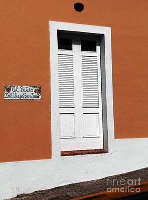 Photograph - Del Viego San Juan by John Rizzuto