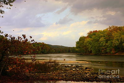 Photograph - Delaware River by Marcia Lee Jones