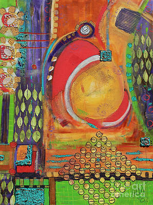Painting - Delectable Joy by Angela L Walker
