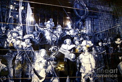 Photograph - Delft Wall Mural by John Potts