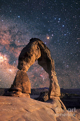 Photograph - Delicate Arch Arches National Park by Frank Zullo