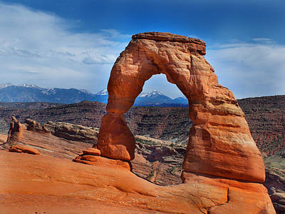 Photograph - Delicate Arch by Ken Smith