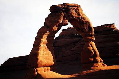 Photograph - Delicate Arch by Michael Courtney