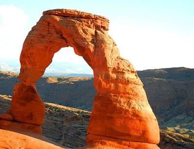 Photograph - Delicate Arch Utah by Kruti Shah