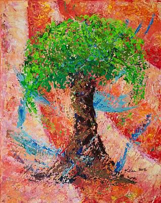 Killen Painting - Delight by William Killen