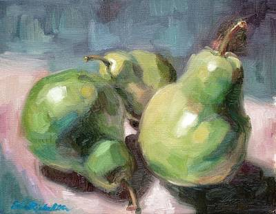 Painting - Delightfully Delicious by Erin Rickelton