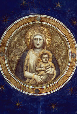 Painting - Delle Fasce Madonna by Granger