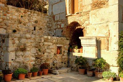 Photograph - Delphi Monasteraki Greece 3 by Deborah Smolinske