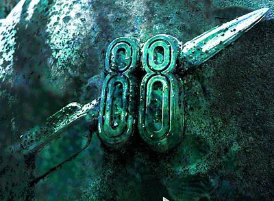 Digital Art - Delta 88 by Greg Sharpe