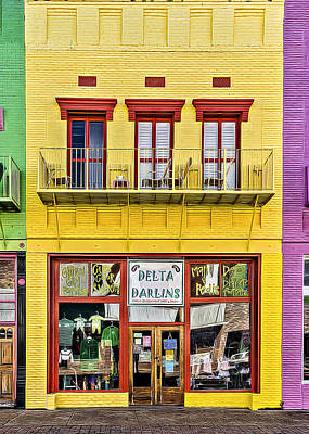 Photograph - Delta Darlins by Maria Coulson