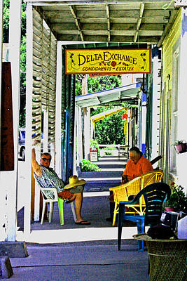 Photograph - Delta Exchange by Joseph Coulombe