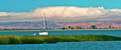 Photograph - Delta Morning Skyline by Joseph Coulombe