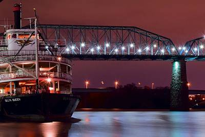 Delta Queen Art Print by Frozen in Time Fine Art Photography