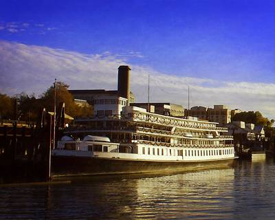 Photograph - Delta Queen by Timothy Bulone