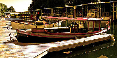 Photograph - Delta Steam Boat Gathering 2013  by Joseph Coulombe