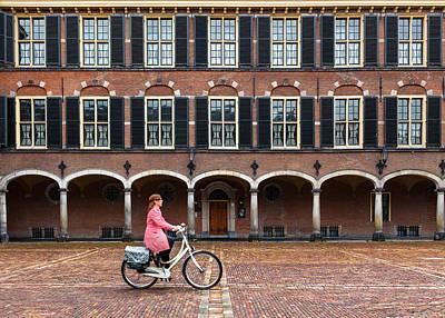Photograph - Den Haag - The Hague by Brian Grzelewski