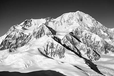 Alaska Photograph - Denali by Alasdair Turner