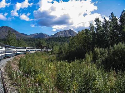 Photograph - Denali Alaska by John Johnson