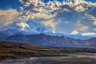 Photograph - Denali Foothills by Rick Berk